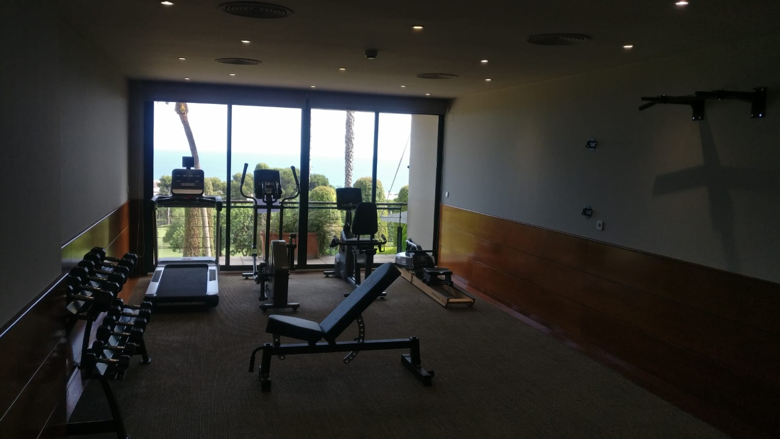 Gym Club de Golf Llavaneras