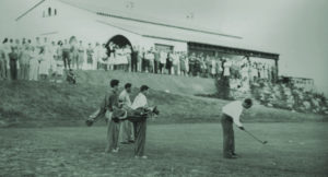 Club de golf Llavaneras since 1945